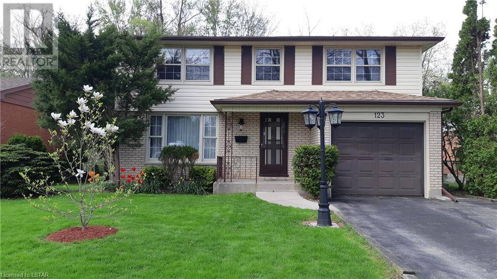 House for sale at 123 Ebury Cres London Ontario - MLS: 214126