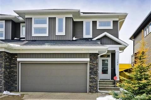 Townhouse for sale at 123 Evanswood Circ Northwest Calgary Alberta - MLS: C4262304