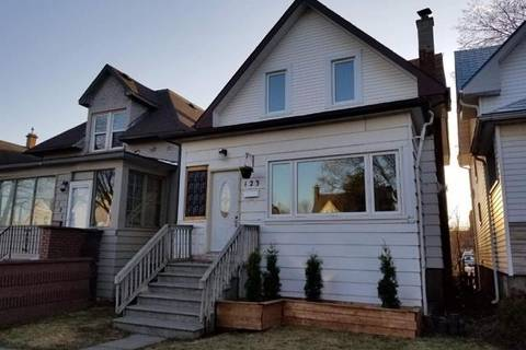House for sale at 123 Franklin St N Thunder Bay Ontario - MLS: TB191467