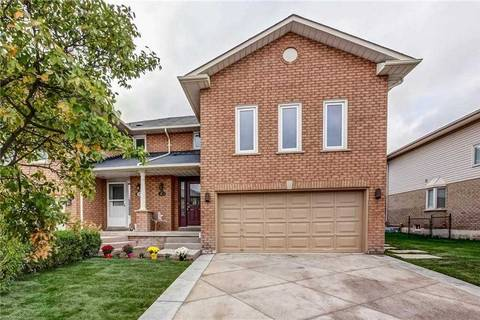 Townhouse for sale at 123 Genesee Dr Oakville Ontario - MLS: W4594716