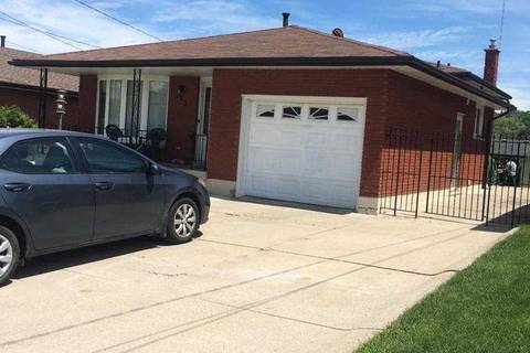House for rent at 123 Glen Valley Dr Hamilton Ontario - MLS: X4497098