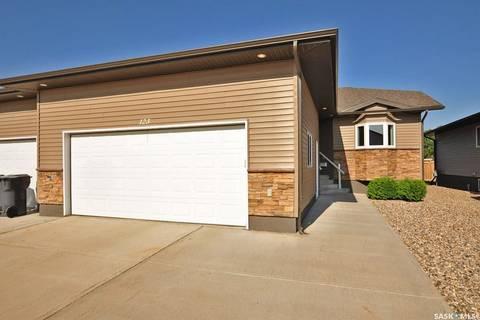 Townhouse for sale at 123 Good Spirit Cres Yorkton Saskatchewan - MLS: SK781574