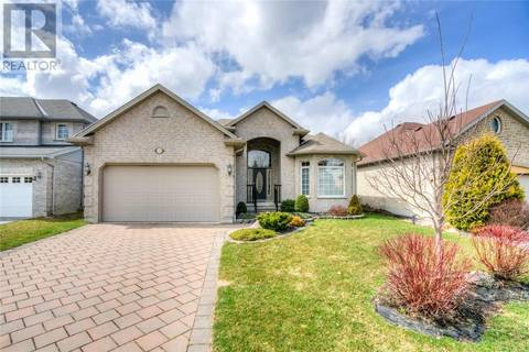 House for sale at 123 Greyrock Cres London Ontario - MLS: 206274