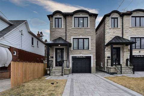 House for sale at 123 Harding Blvd Toronto Ontario - MLS: E4721150