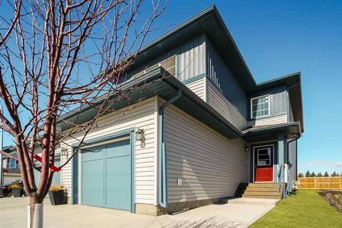 Townhouse for sale at 123 Harvest Ridge Dr Spruce Grove Alberta - MLS: E4152998