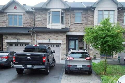 Home for rent at 123 Hawkeswood Dr Ottawa Ontario - MLS: 1212766