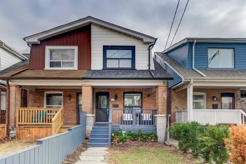 Townhouse for sale at 123 Hazelwood Ave Toronto Ontario - MLS: E4730016