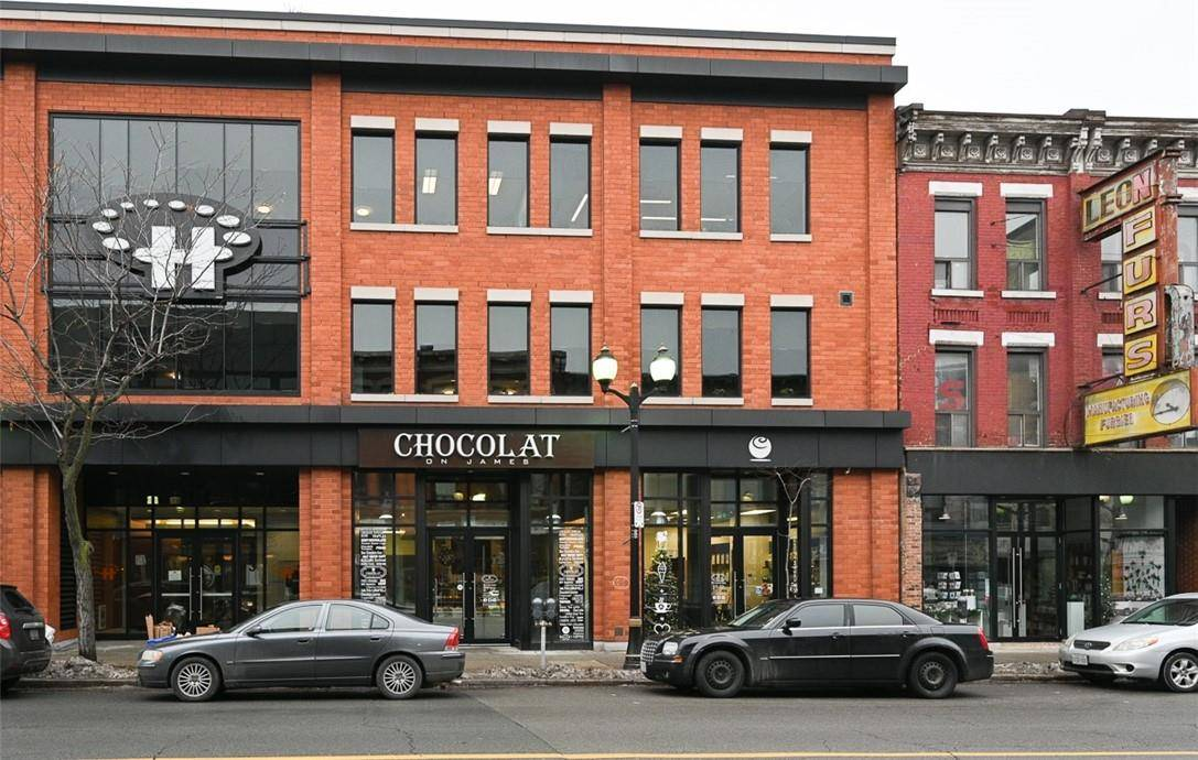 Commercial property for sale at 123 James St N Hamilton Ontario - MLS: H4068301