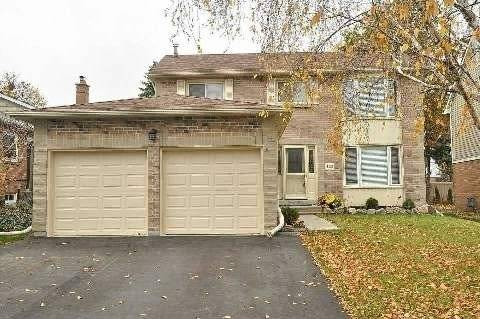 House for sale at 123 John Bowser Cres Newmarket Ontario - MLS: N4457964