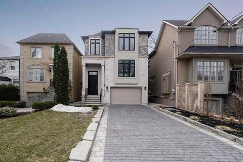House for sale at 123 Joicey Blvd Toronto Ontario - MLS: C4404407
