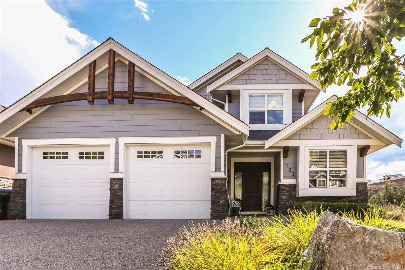 House for sale at 123 Lost Creek Ct Kelowna British Columbia - MLS: 10213691