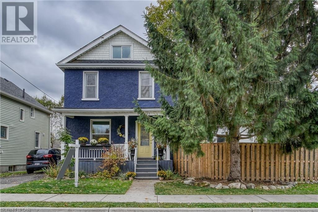 House for sale at 123 Mcnaughton St Cambridge Ontario - MLS: 40036943