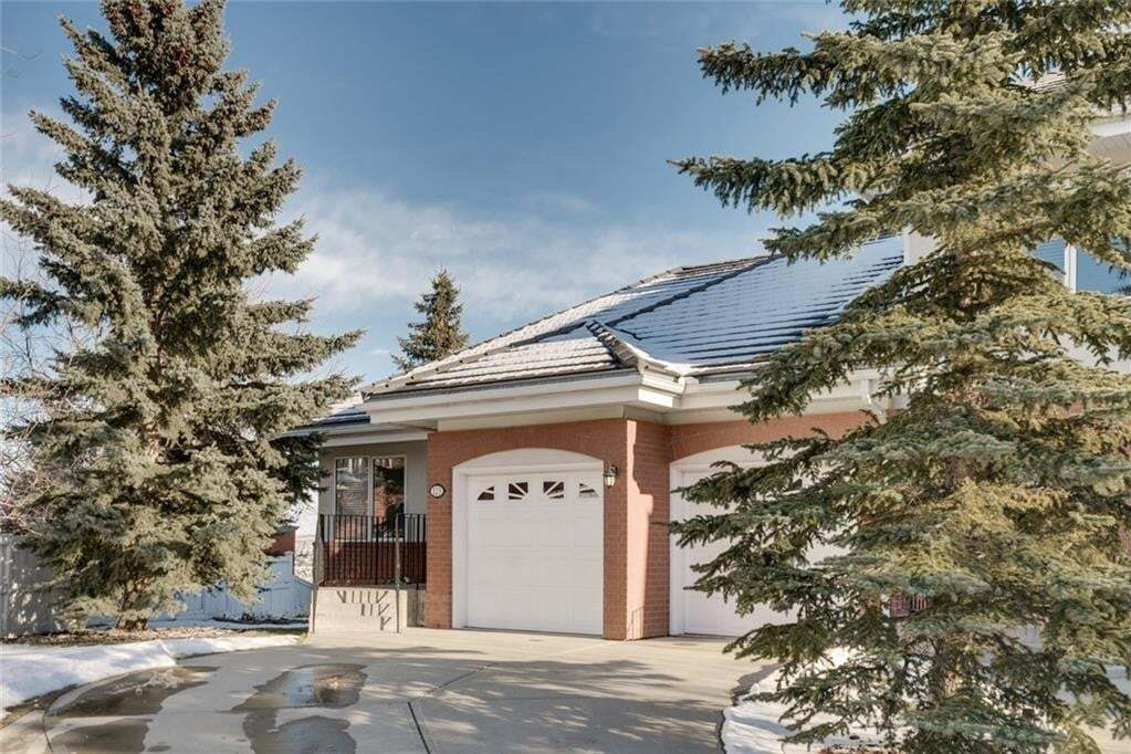 Townhouse for sale at 123 Patina Co SW Patterson, Calgary Alberta - MLS: C4278744