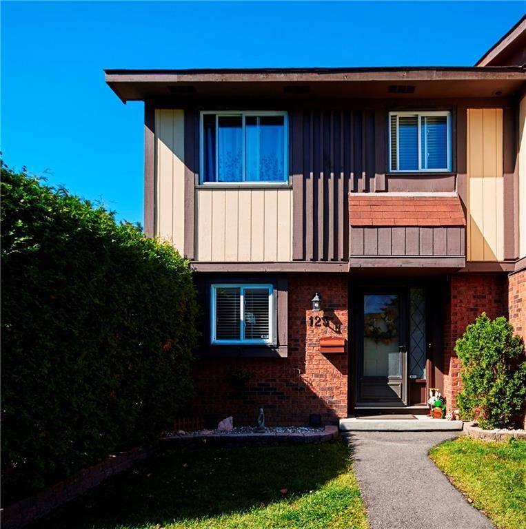 Townhouse for sale at 123 Pickford Dr Ottawa Ontario - MLS: 1169118