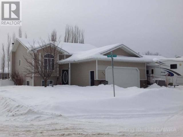 House for sale at 123 Poplar Dr Whitecourt Alberta - MLS: 51847