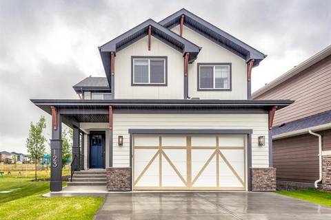 House for sale at 123 Ranchers Vw Okotoks Alberta - MLS: C4257175
