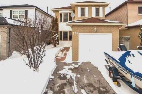 House for sale at 123 Reed Dr Ajax Ontario - MLS: E4673675