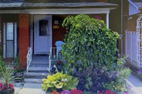 Townhouse for sale at 123 Rogers Rd Toronto Ontario - MLS: C4376160