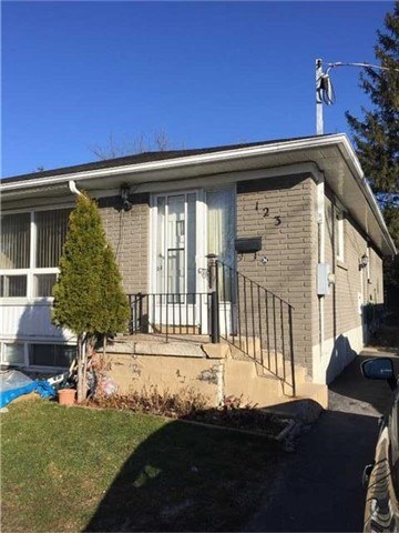 House for sale at 123 Septonne Avenue Newmarket Ontario - MLS: N4236321