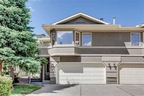 Townhouse for sale at 123 Silver Creek Me Northwest Calgary Alberta - MLS: C4255928