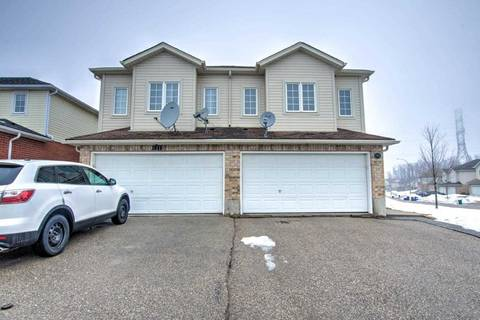 Townhouse for sale at 123 Snowdrop Cres Kitchener Ontario - MLS: X4706031