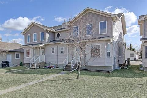 Townhouse for sale at 123 Strathaven Ht Strathmore Alberta - MLS: C4237237