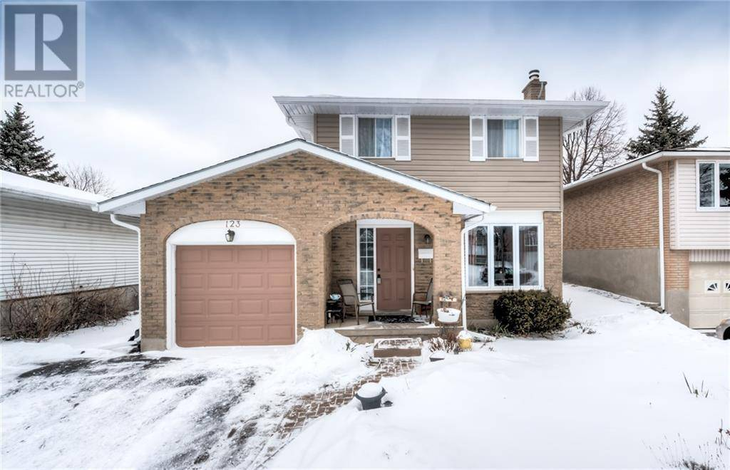 House for sale at 123 Wheatfield Cres Kitchener Ontario - MLS: 30791574
