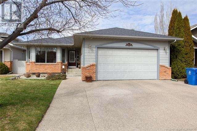 House for sale at 1230 Great Lakes Pl South Lethbridge Alberta - MLS: ld0192577