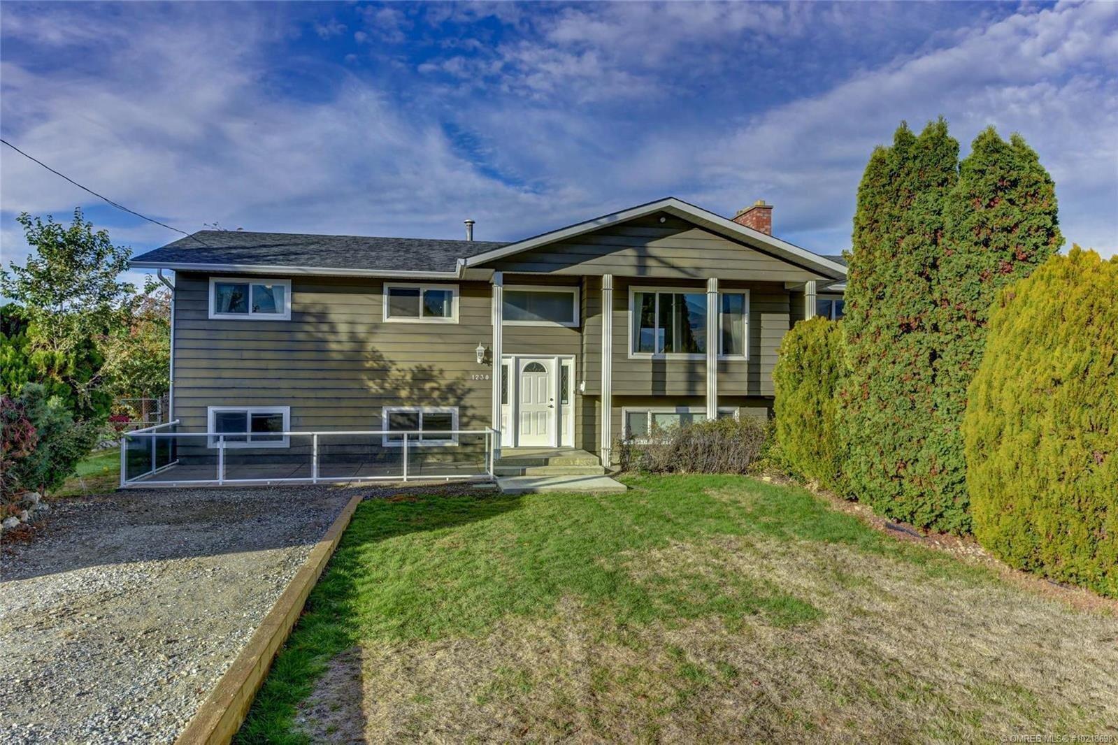 House for sale at 1230 Ortt Rd Kelowna British Columbia - MLS: 10218698