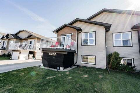 Townhouse for sale at 12303 103 St Grande Prairie Alberta - MLS: A1020801