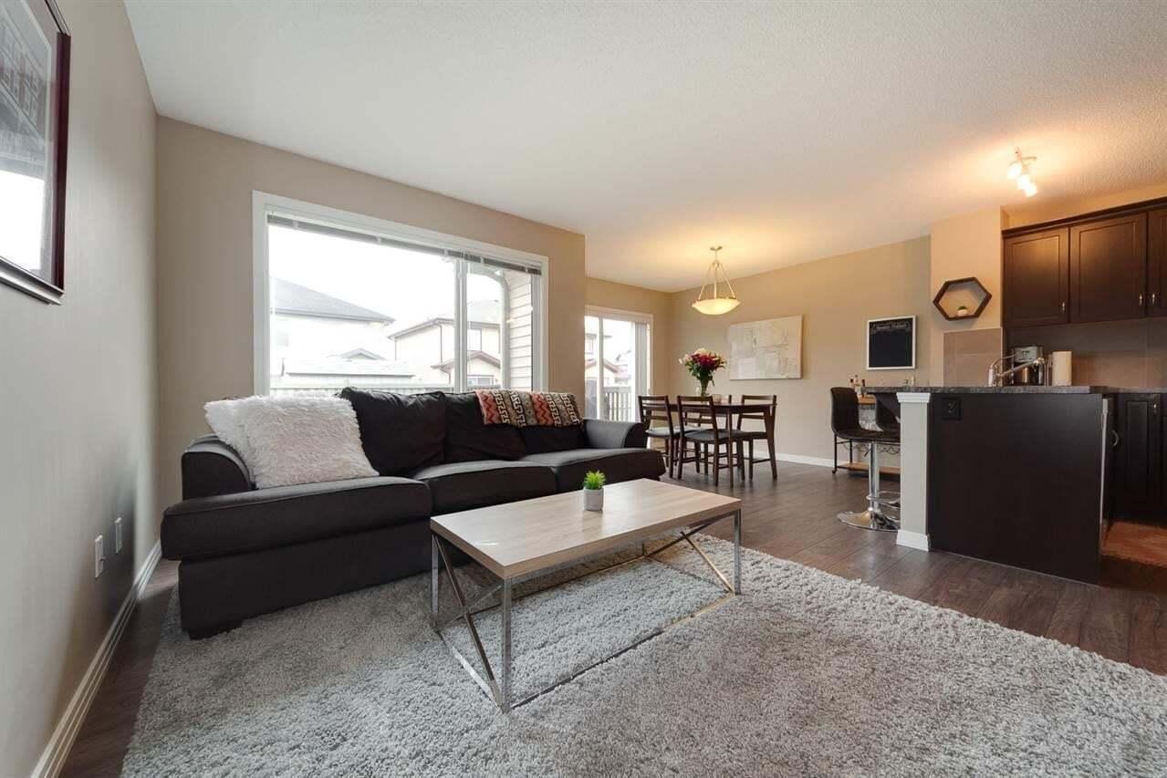 Townhouse for sale at 1231 177 St SW Edmonton Alberta - MLS: E4213388