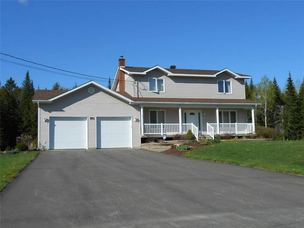 House for sale at 1231 Baisley Rd Saint-jacques New Brunswick - MLS: NB025758