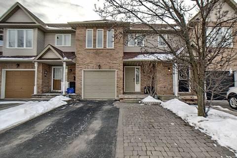 Townhouse for sale at 1231 Blanshard Dr Burlington Ontario - MLS: W4696477