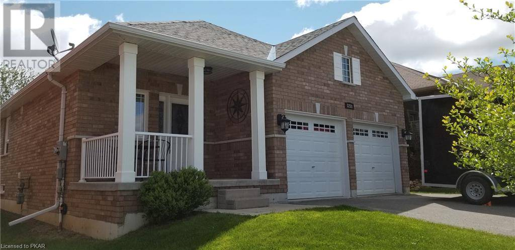 House for sale at 1231 Haggis Dr Peterborough Ontario - MLS: 223866