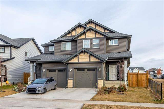 Townhouse for sale at 1231 Mcconachie Blvd Nw Edmonton Alberta - MLS: E4192026