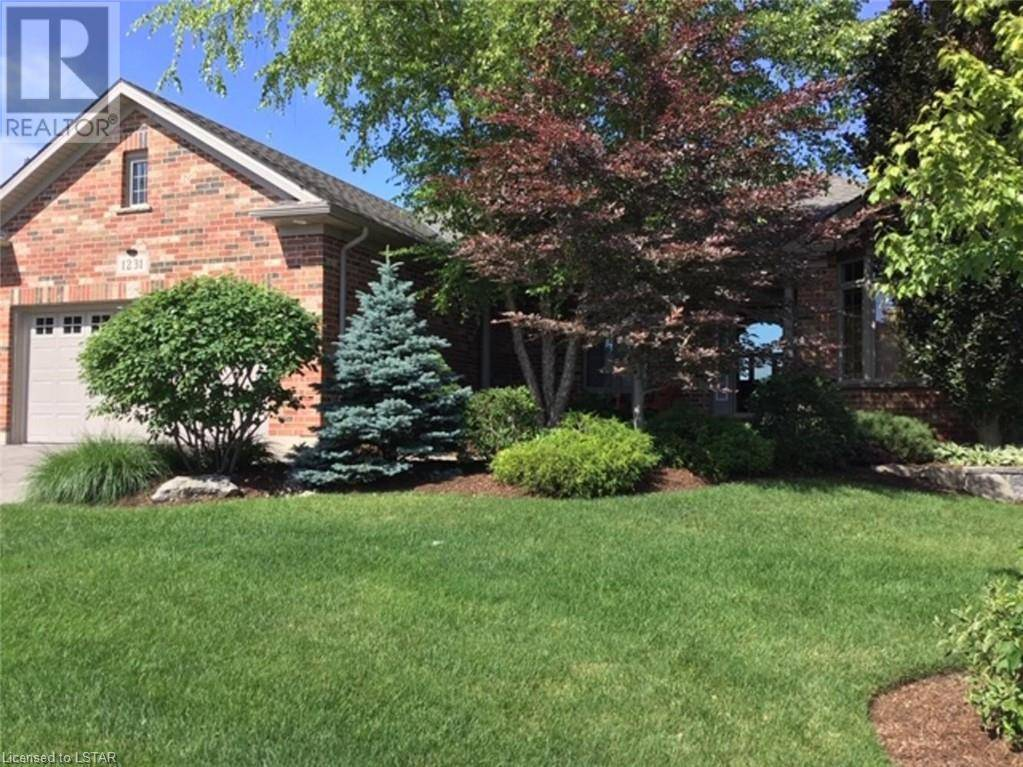 House for sale at 1231 Sandy Somerville Dr London Ontario - MLS: 241549