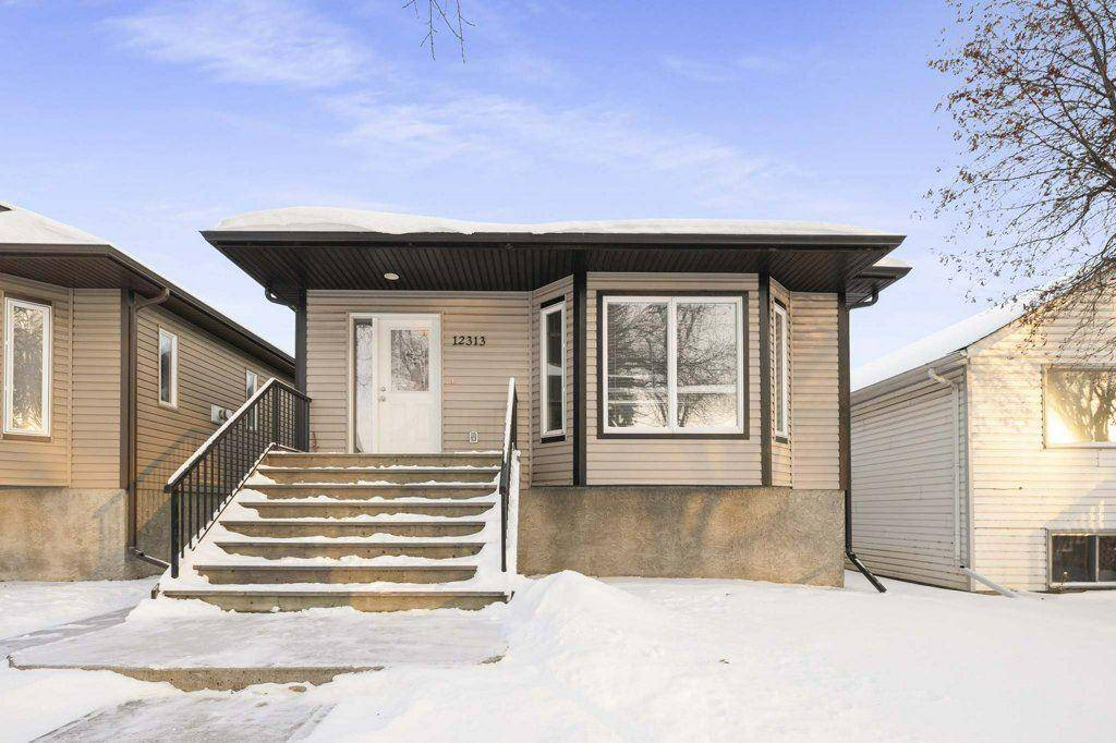 House for sale at 12313 89 St Nw Edmonton Alberta - MLS: E4183852
