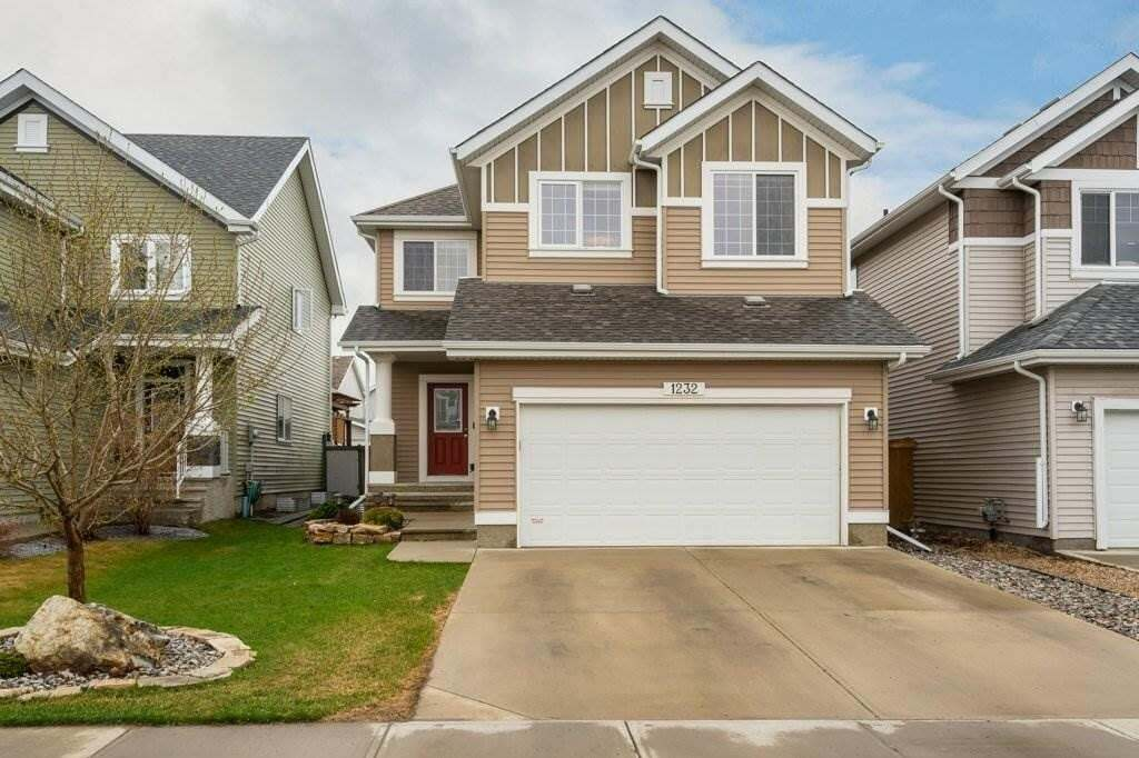 House for sale at 1232 72 St SW Edmonton Alberta - MLS: E4196058