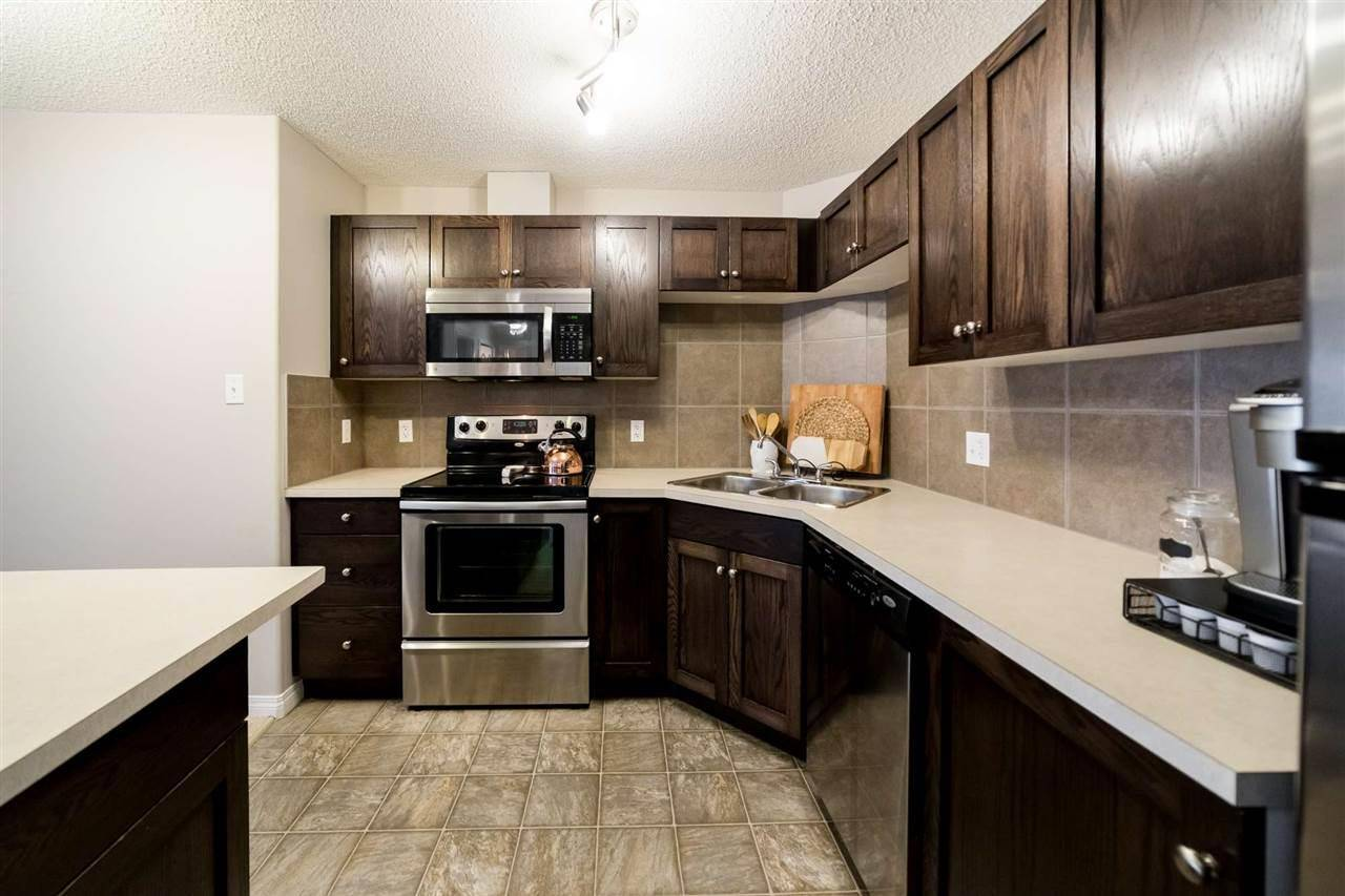 Condo for sale at 9363 Simpson Dr Nw Unit 1232 Edmonton Alberta - MLS: E4194922