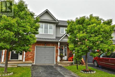 Townhouse for sale at 1232 Blanshard Dr Burlington Ontario - MLS: 30742588