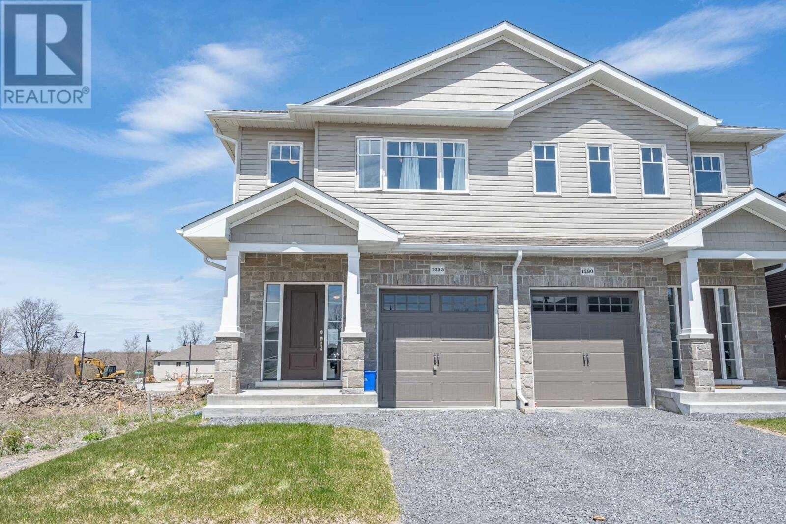 House for sale at 1232 Carfa Cres Kingston Ontario - MLS: K20002417
