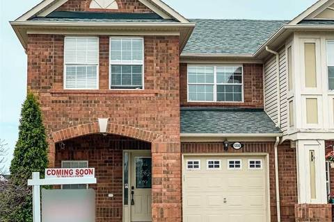 Townhouse for sale at 1232 Mcdowell Cres Milton Ontario - MLS: W4452151