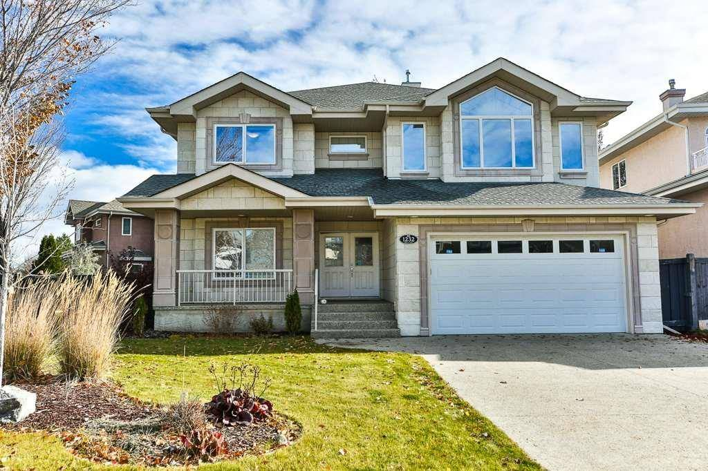 House for sale at 1232 Tredger Ct Nw Edmonton Alberta - MLS: E4177861