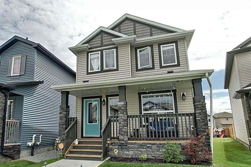 House for sale at 12325 173a Av NW Edmonton Alberta - MLS: E4201977