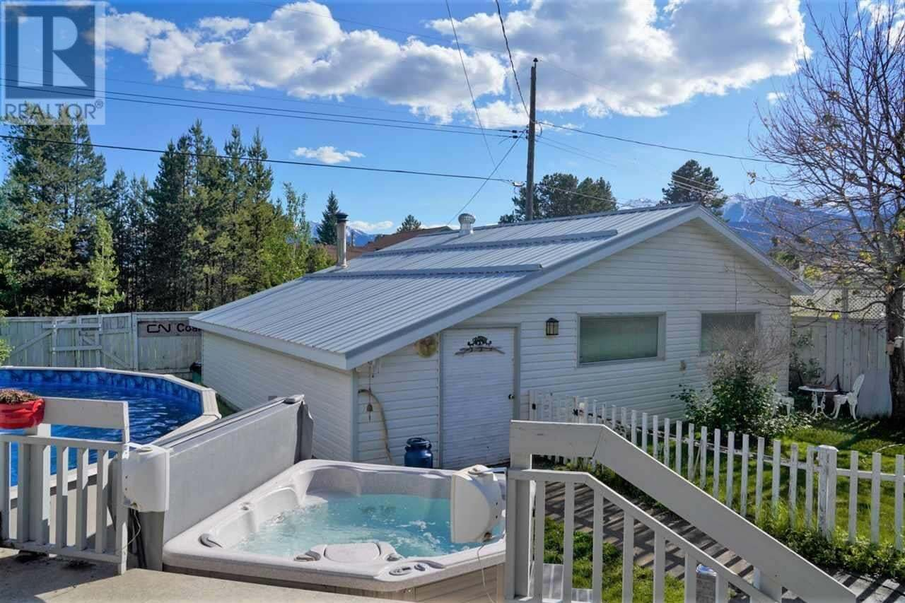 House for sale at 1233 6th Ave Valemount British Columbia - MLS: R2467211