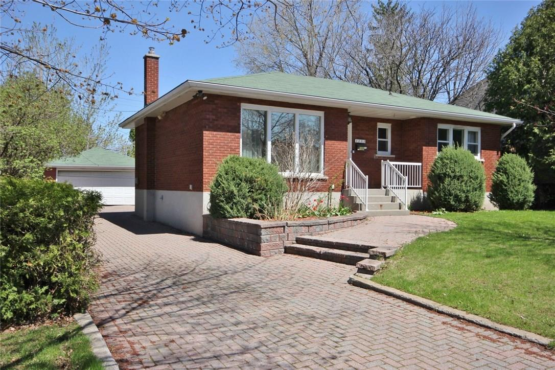 For Sale: 1233 Cheverton Avenue, Ottawa, ON | 3 Bed, 2 Bath House for $550,000. See 30 photos!