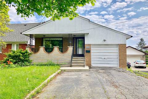 House for sale at 1233 Pharmacy Ave Toronto Ontario - MLS: E4502521