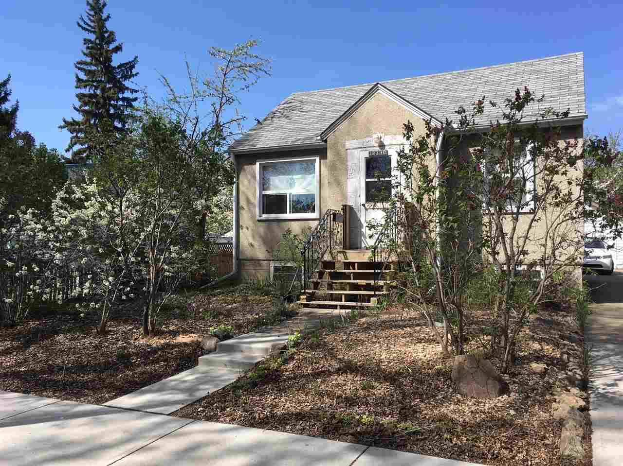 House for sale at 12330 91 St Nw Edmonton Alberta - MLS: E4111128