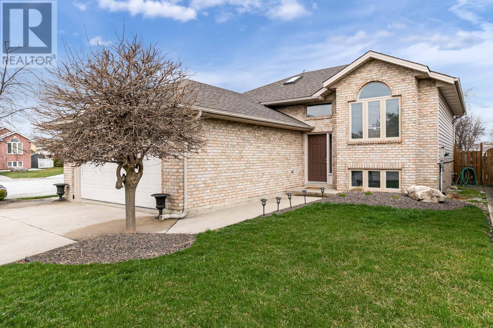 House for sale at 12330 Demarse Ct Tecumseh Ontario - MLS: 20003933