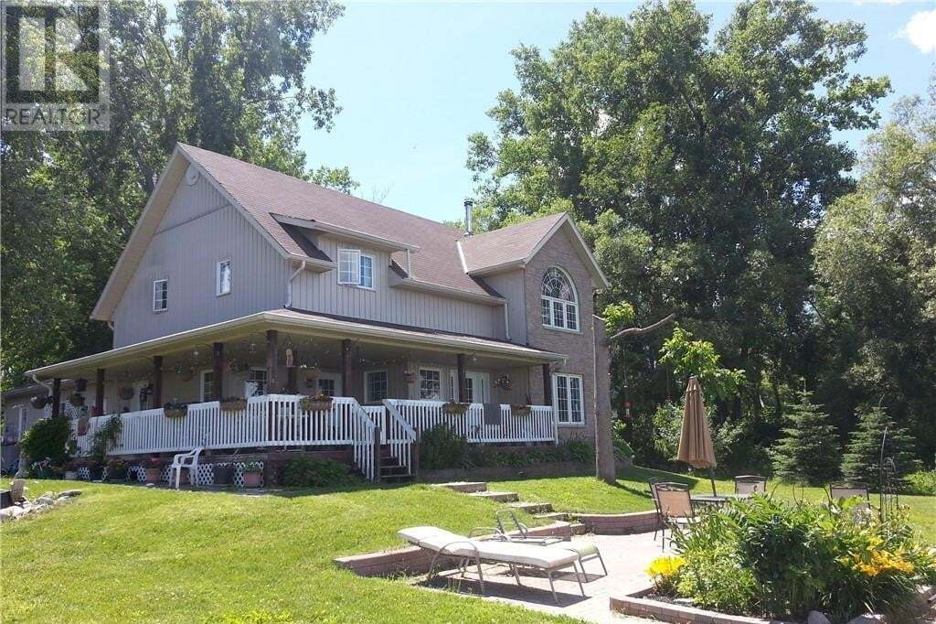 House for sale at 25 & 27 Lodge Rd Unit 1,2,3,&4 Carrying Place Ontario - MLS: 273358
